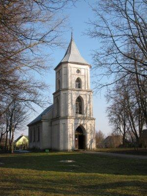 Evangelikų - liuteronų bažnyčia